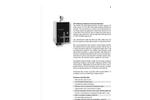 Particles Plus - Model 4510 - Remote Particle Counter (0.5 µm @ 1.0 CFM) Datasheet