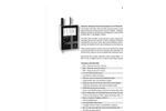 Particles Plus - Model 5501 - Remote Particle Counter (0.5 µm @ 0.1 CFM) Datasheet