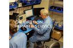 Particle Counter Calibration Services