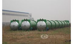 ZG Boiler - Autoclave for AAC Plant