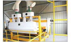 Lochamp - Cattle Feed Production Line Machine