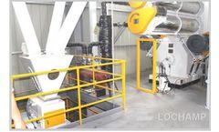Lochamp - Livestock Feed Production Line Machine