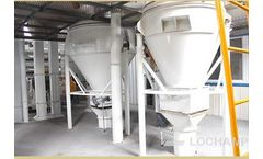 Lochamp - Poultry Feed Production Line Machine