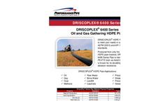 DriscoPlex - 6400 - Pipe Brochure