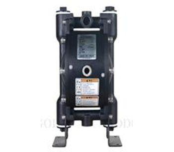 Model QBY4-10 - Aluminum Alloy Pneumatic Pump