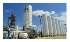 Gulf Gases - Large Air Separation Plants