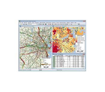 TransCAD - Transportation Planning Software