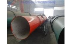 Victor - Rotary Drum Dryer