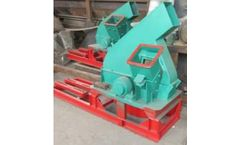 Victor - Model MP - Wood Chipper Machine