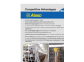 A-Frame Pullet Cages Systems Brochure
