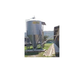 Alaso - Bulk Poultry Feed Delivery System
