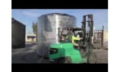 Shipping Your Polyethylene Chemical Storage Tank Video