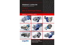 Liquiflo - External Gear Pumps - Brochure