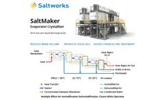 SaltMaker-MultiEffect - Closed Evaporator Crystallizer Brochure