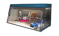 Model L020-XL-GC  - DNA Workstation for PCR set up - Extended version