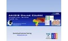 ArcGIS 10.x Course Advanced level - Video