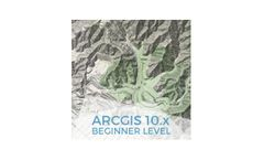 ArcGIS Course, Beginner Level - Online GIS Training