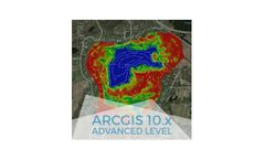 ArcGIS Course, Advanced Level - Online GIS Training