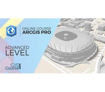 ArcGIS Pro Course, Advanced level – Online GIS Training