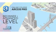 ArcGIS Pro Online Course, From Beginner to Advanced – Online GIS Training