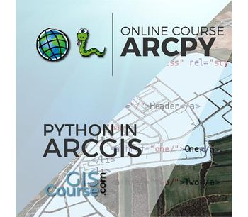 Using Python with ArcGIS (beginner level) – Online GIS Training