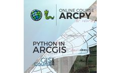 Using Python with ArcGIS (advanced level) – Online GIS Training