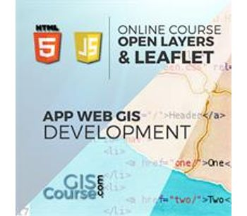 Development of Web Based GIS Applications using Open Layers and Leaflet – Online GIS Training
