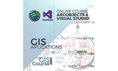 ArcGIS ArcObjects and Visual Studio – Online GIS Training