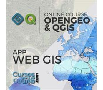 Development of Web Based GIS Applications using QGIS and OpenGeo Suite – Online GIS Training