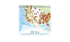 Development of Web Based GIS Applications Using ArcGIS Server API 3.x for JavaScript - Online GIS Training