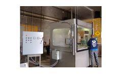 CDF Industries - Vertical Door Washers