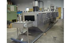 CDF Industries - Conveyor / Pass Through Washers