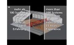 WendeWolf® IST Solar Sludge Dryer - Video