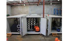 MAK Water - Model SWRO - Sea Water Reverse Osmosis System (SWRO)
