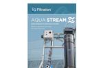 Aqua-Stream - Side-Stream Filtration System Brochure