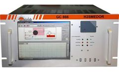 MEDOR - Model H2S/TS - Gas Chromatograph Monitoring