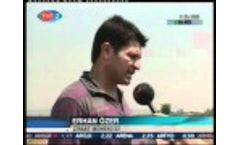 CANSA Agricultural Machinery (Direct Stubble Field Day Interview October -2008) - Video