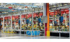 Industrial Screens for OEM Machine Industry