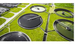 Industrial Screens for Wastewater Treatment