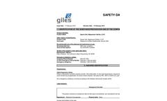 Magnesium Sulfate Brochure