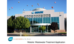 MIOX in Wastewater Applications Brochure