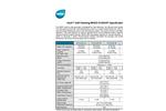Vault MOS Self-Cleaning Spec Sheet