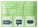 MEModel IP67 - T24-ACM - Wireless Sensor Transmitter Enclosure Brochure