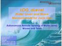 LOG_aLevel - Mobile Tide Gauge Brochure