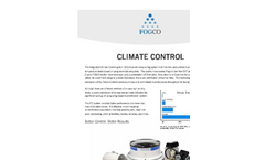 Climate and Odor Control Brochure