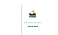 Spill Sorb - Model 150L-AC - Oil Absorbent - Technical Manual