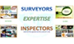 Ship Survey / Cargo Inspections / Certification / Testing / Vendor Fabircation Expedition