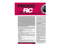 Proco - Model Series RC-221 - Rubber Concentric Reducer Expansion Joint - Brochure