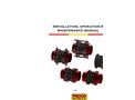 Proco - Model Series 230 - Installation, Operation & Maintenance Manual-1