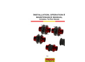 Proco - Model Style 251/BT - PTFE & FEP Lined Rubber Expansion Joint - Manual